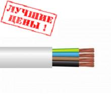 Медный кабель (провод) ПВС 4x10