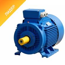 Электродвигатель АИР250М4 90 кВт 1500 оборотов в минуту