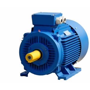 Электродвигатель однофазный 4АМУ 225 М2 55 кВт 3000 об/мин 380В  Украина НКЭМЗ