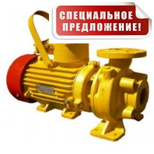 КМ 65-40-165Е насос бензиновый для прекачки светлых нефтепродуктов