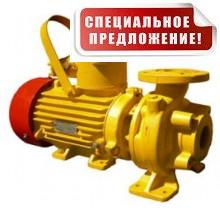КМ 65-50-160Е насос бензиновый для прекачки светлых нефтепродуктов