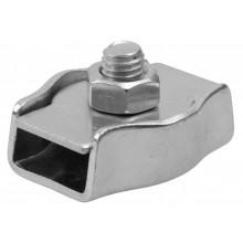 Зажим для троса (каната) d2 мм simplex