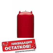 Гидроаккумулятор 100 литров WENTA WE100 (10 bar) вертикальный
