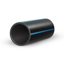 Труба полиэтиленовая для безнапорной канализации и технического водоправода ПЭ 80 Ду 110 мм 0.3 МПа SDR41 110х10.0