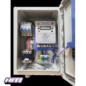 ТК102 станция защиты и автоматическое управление насосом, электродвигателем, электроприводом 220В до 2.2 кВт 18А