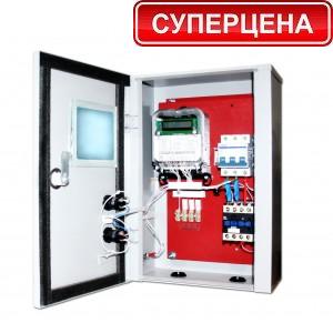ТК112-Н1-ОП/3 (ТК112-ОП-Н1/3, ТК112-Н1/3, ТК112/3) станция защиты и автоматическое управление, прямой пуск электродвигателя (7.5-37 кВт, 20-95А) АКЦИЯ! Дистанционная настройка.
