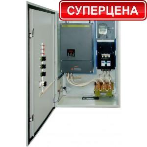 ТК112-Н2-ПЧ-ОП/4 (ТК112-ЧП-Н2/4,ТК113/4,ТК114/4) станция защиты и автоматическое управление двумя насосами (работа насоса по заданому давлению) с частотным регулированием скорости вращения ПЛАВНЫЙ ПУСК электродвигателя до 5.5 кВт 14А