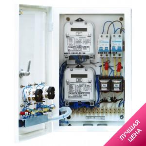 ТК112-Н2-ОП/2 бустерная станция защиты и управление по ЭКМ двумя насосами до 22 кВт, 63А Режим работы  (1 рабочий / 2 резервный)
