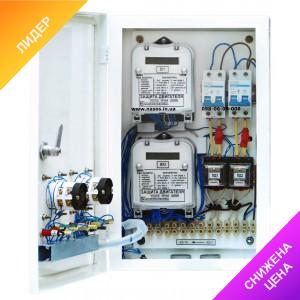 ТК112-Н2-ОП/1 КНС станция защиты и управление по уровню жидкости двумя насосами до 22 кВт, 63А. Режим работы  (1 рабочий / 2 вспомагательный)