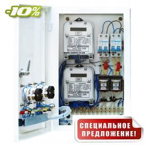 ТК112-Н2-ОП/0 ПОЖ, станция защиты и управление двумя пожарными насосами до 3.5 кВт, 10А