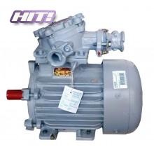АИММ132M4 11 кВт 1500 оборотов в минуту електродвигатель взрывозащищенный
