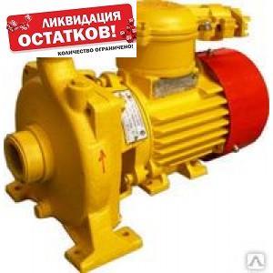 Насос бензиновый для прекачки светлых нефтепродуктов КМ 65-40-140Е