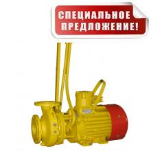 КМ 80-50-200Е-м насос бензиновый для прекачки светлых нефтепродуктов