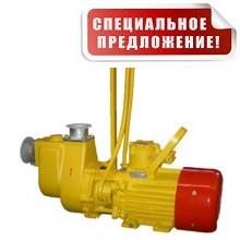 КМС 100-80-180Е насос бензиновый для прекачки светлых нефтепродуктов