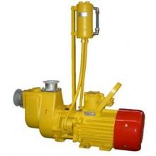 КМС 100-80-180Е-а насос бензиновый для прекачки светлых нефтепродуктов