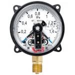 Манометр электроконтактный ДМ Сг 05160 ЭКМ-1У давление 1.6-2.5-4-6-10-16-25-40-60-100-250-400-600-кгс/см2