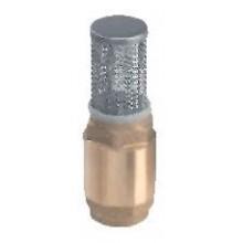 """Донный клапан R1"""" латунь Ду 25 мм"""