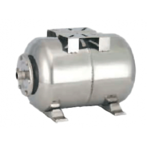 Гидроаккумулятор Ultropump 24L WTO 24 нержавеющая сталь горизонтальный
