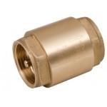 """Обратный клапан R1"""" латунь Ду 25 мм"""
