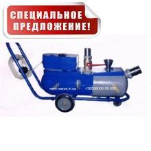Насос И7-ВНЦ 40/20 передвижной на тележке