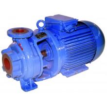 Насос КМ 100-65-200 с  электродвигателем 30 кВт  3000 об/мин