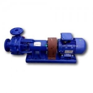 Трехфазный центробежный консольный насос К20/30 с электродвигателем 5.5 кВт  3000 об/мин