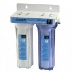 Система фильтрации воды двухступенчатая с краном Насосы+ Плюс Оборудование SF 10-2