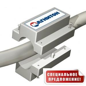 Устройство магнитной обработки воды для бойлера накладной. Наружный диаметр труб 15-16 мм, 19-20 мм, 25-26 мм.