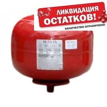 Гидроаккумулятор 50 литров WENTA WE50 (10 bar) без опоры