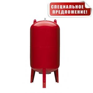 Гидроаккумулятор мембранный бак DAN-WATES 150 литров (16 bar) вертикальный